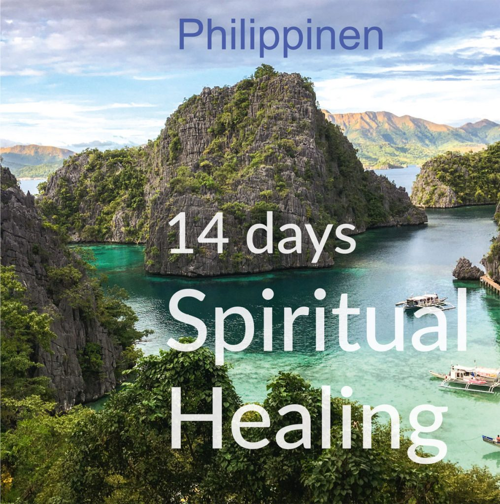 14 days Spiritual Healing Philippinen